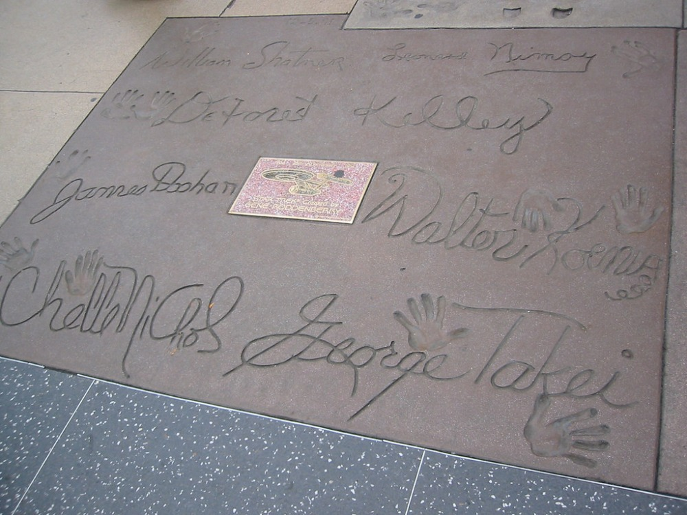 Star Trek Chinese Theatre