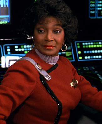 Star Trek VI Nichelle Nichols