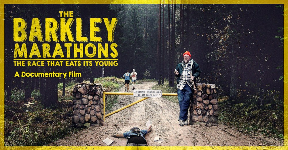 The Barkley Marathons poster