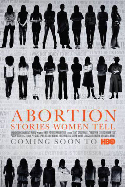 Abortion Stories Women Tell poster