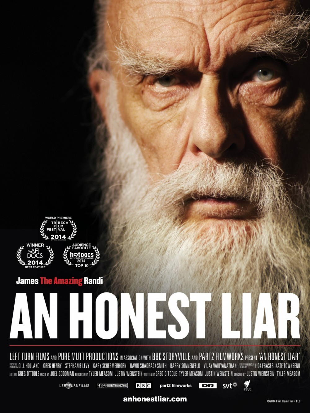 An Honest Liar poster