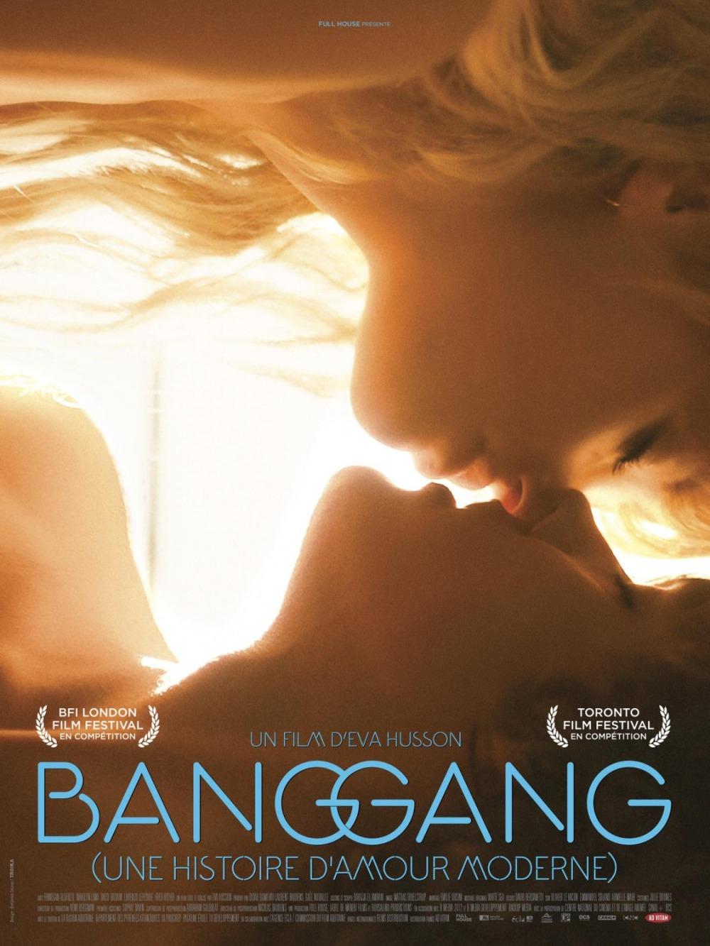 Bang Gang poster