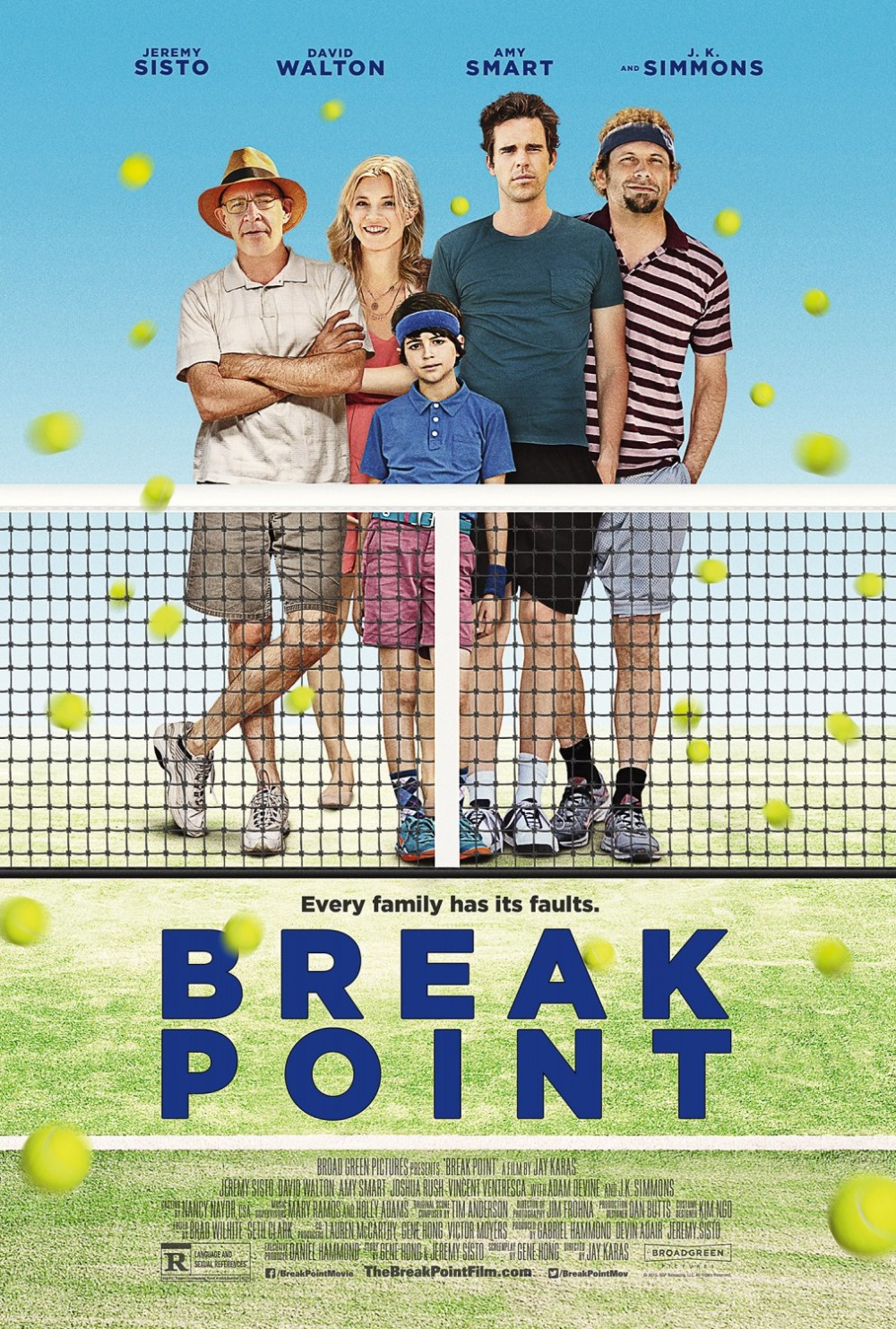 Break point movie poster