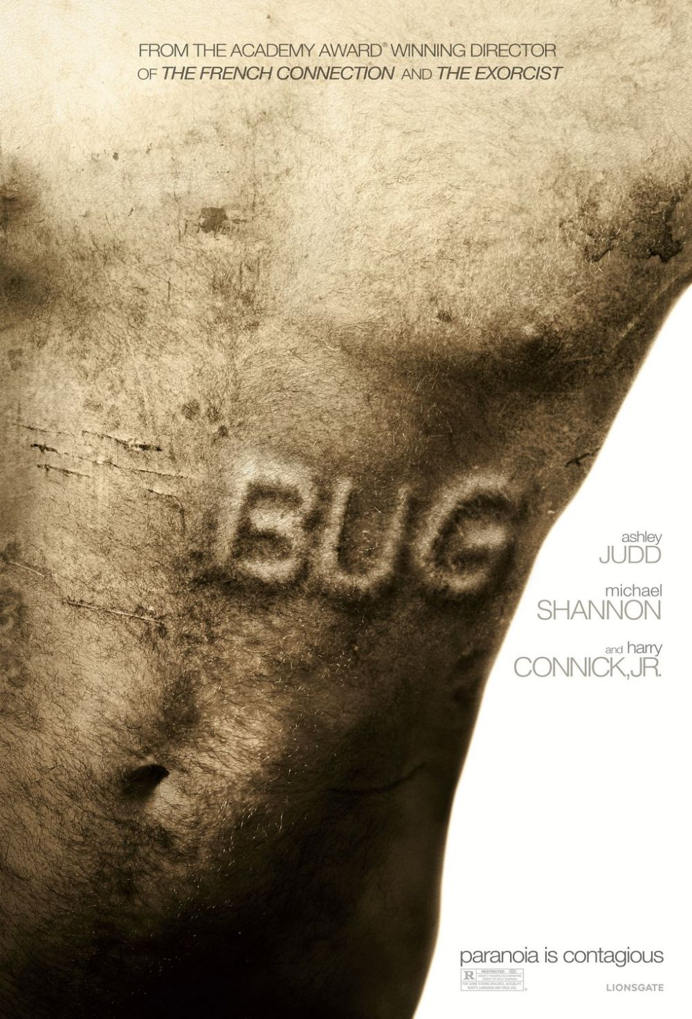 Bug movie poster