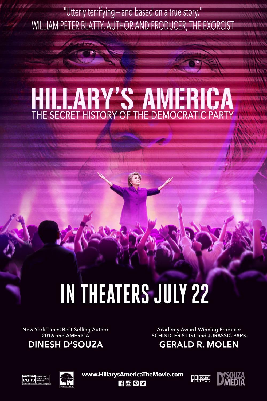 Hillary's America poster