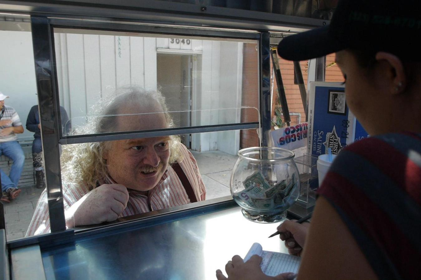 Jonathan Gold photo