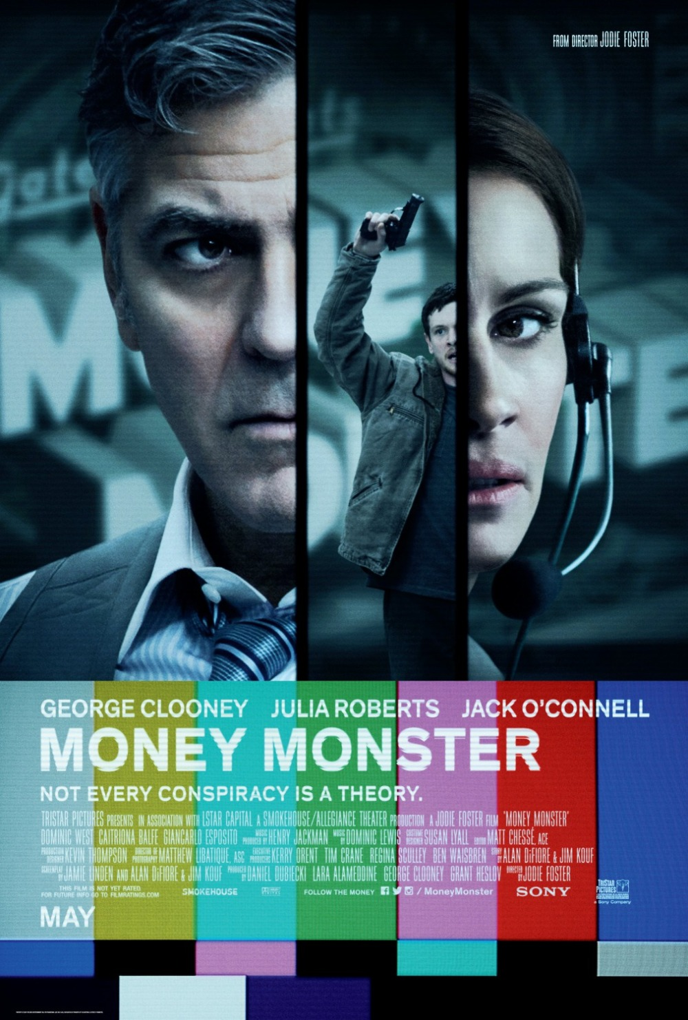 Money Monster poster 1