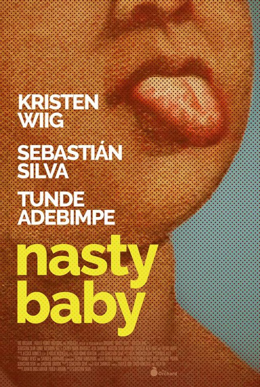 Nasty Baby American poster