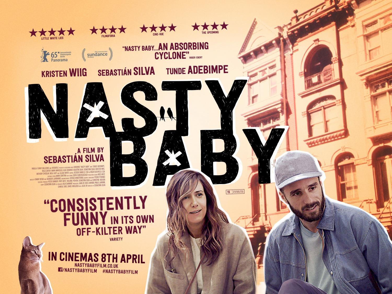 Nasty Baby UK poster