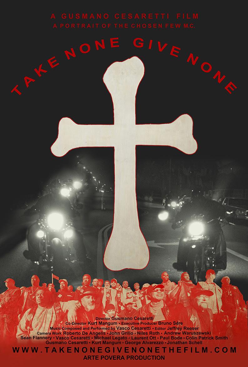 Take None Give None poster