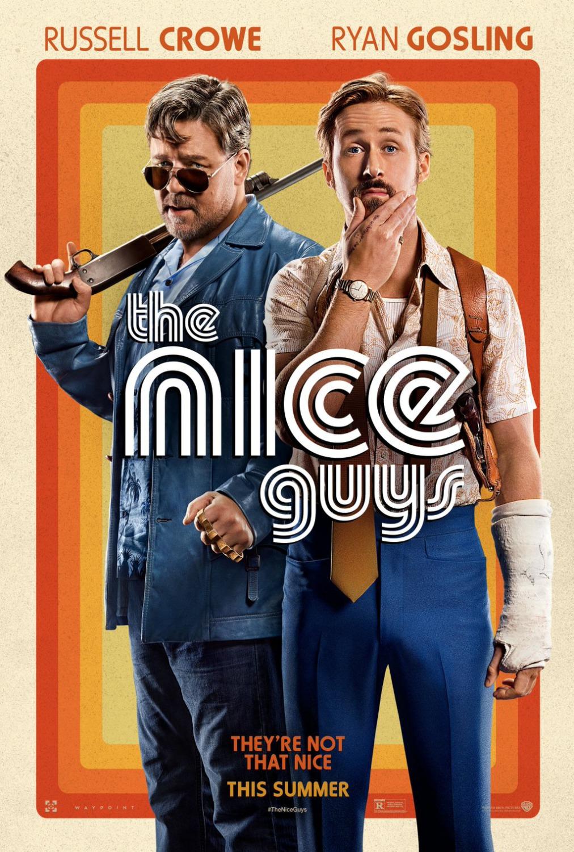 The Nice Guys poster 1