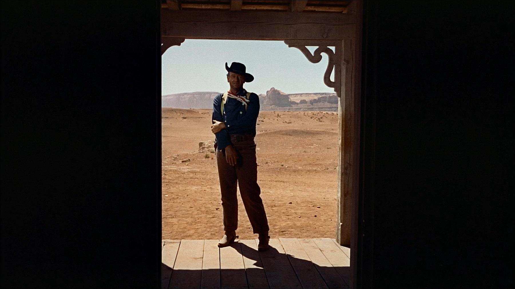 The Searchers doorway
