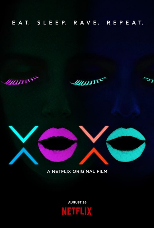 XOXO movie poster