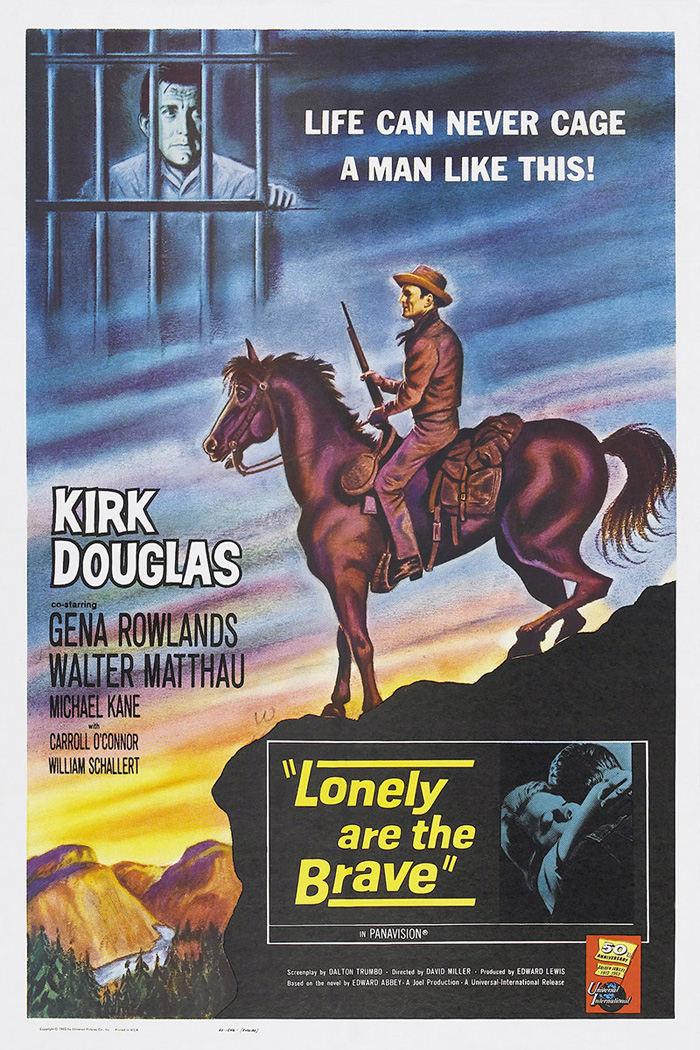 lonely-are-the-brave-poster