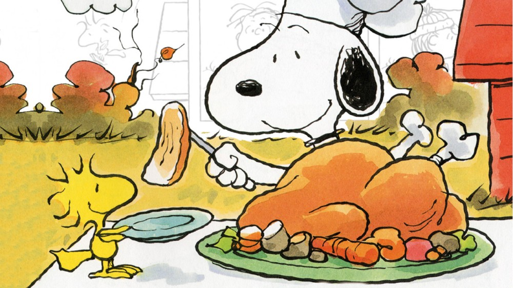 snoopy-and-woodstock-thanksgiving