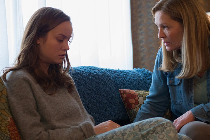 Joan Allen on Playing the Mother of a Kidnapped Child in ...
