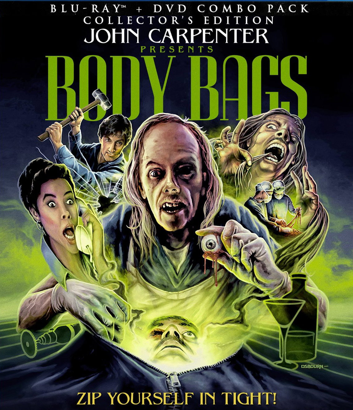 Body Bags Blu-ray cover