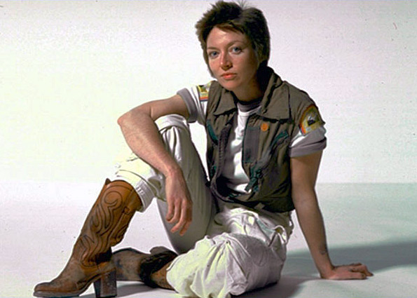 Veronica Cartwright in Alien