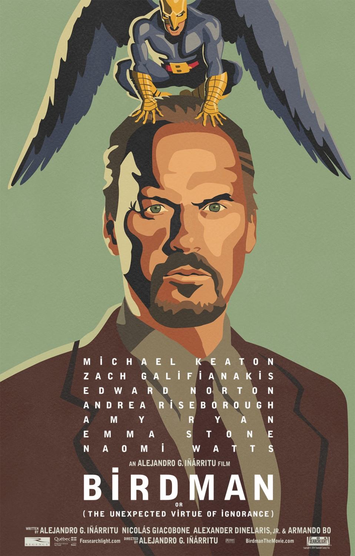 Birdman movie poster