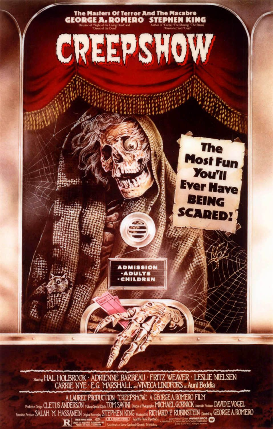 Creepshow movie poster