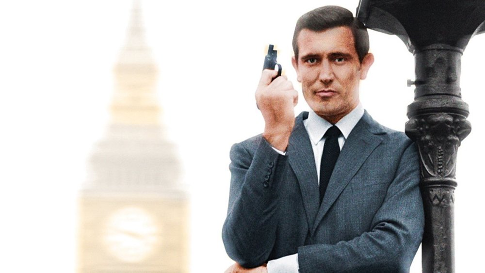 George Lazenby as James Bond