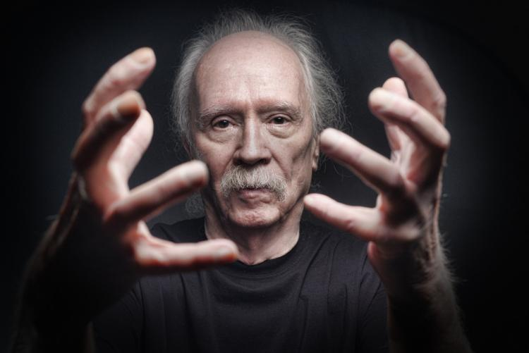 John Carpenter Dummy Magazine photo
