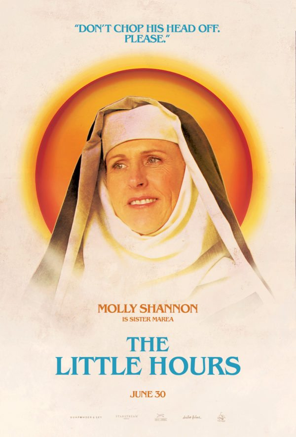 The Little Hours Molly Shannon poster