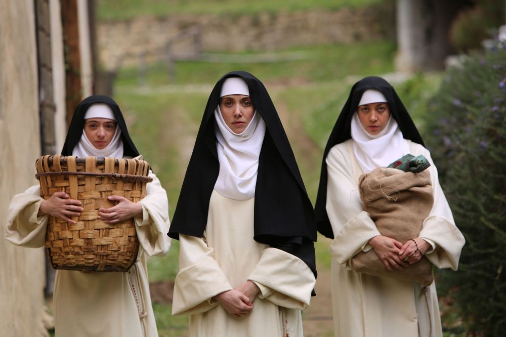 The Little Hours Nuns