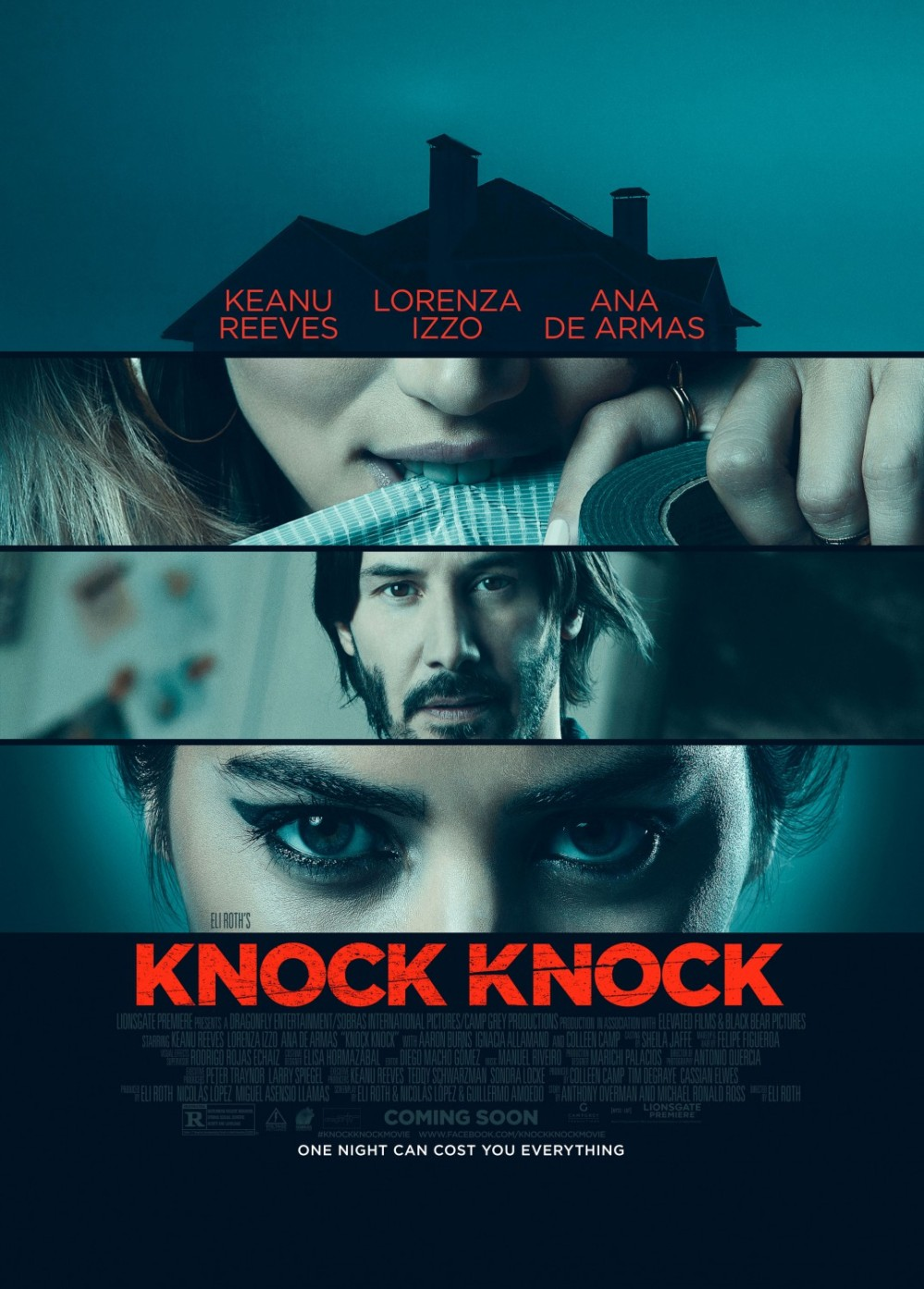 Knock Konck movie poster