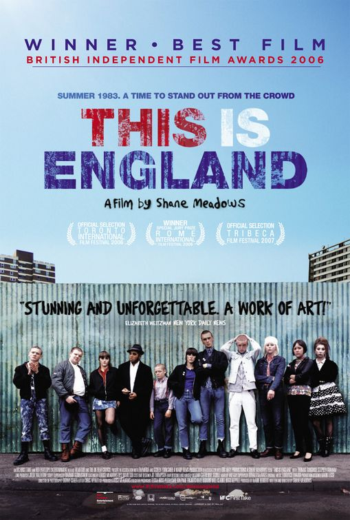 This is England movie poster