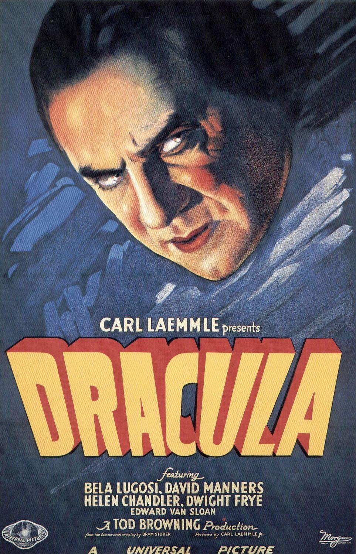 Dracula 1931 poster
