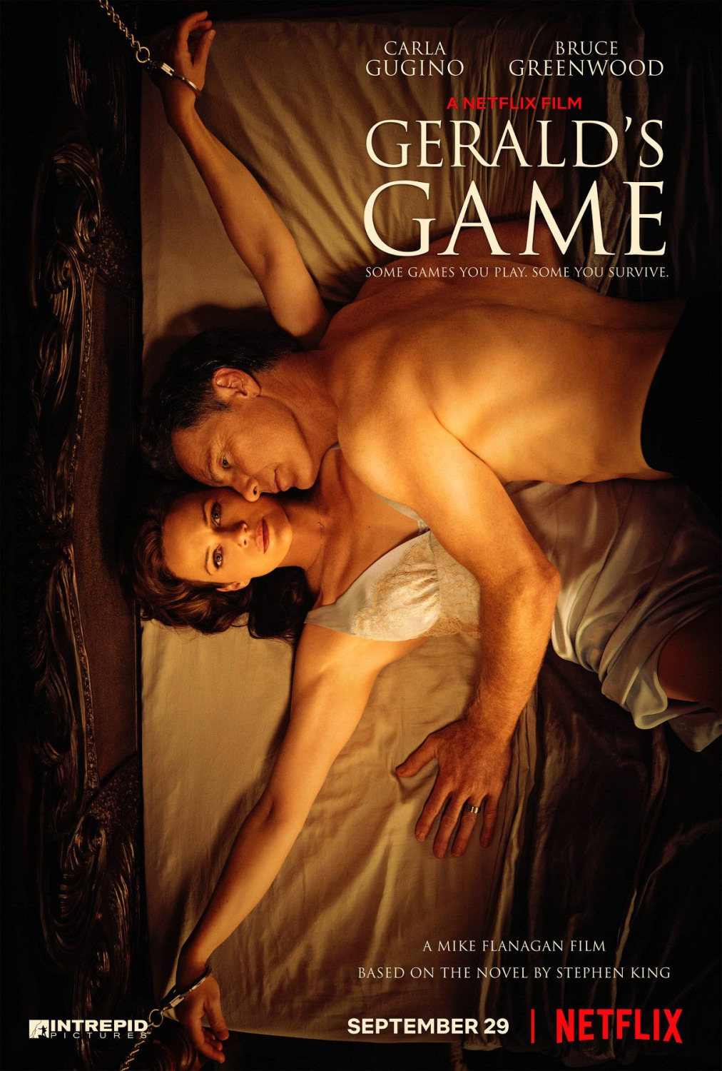 Geralds Game movie poster
