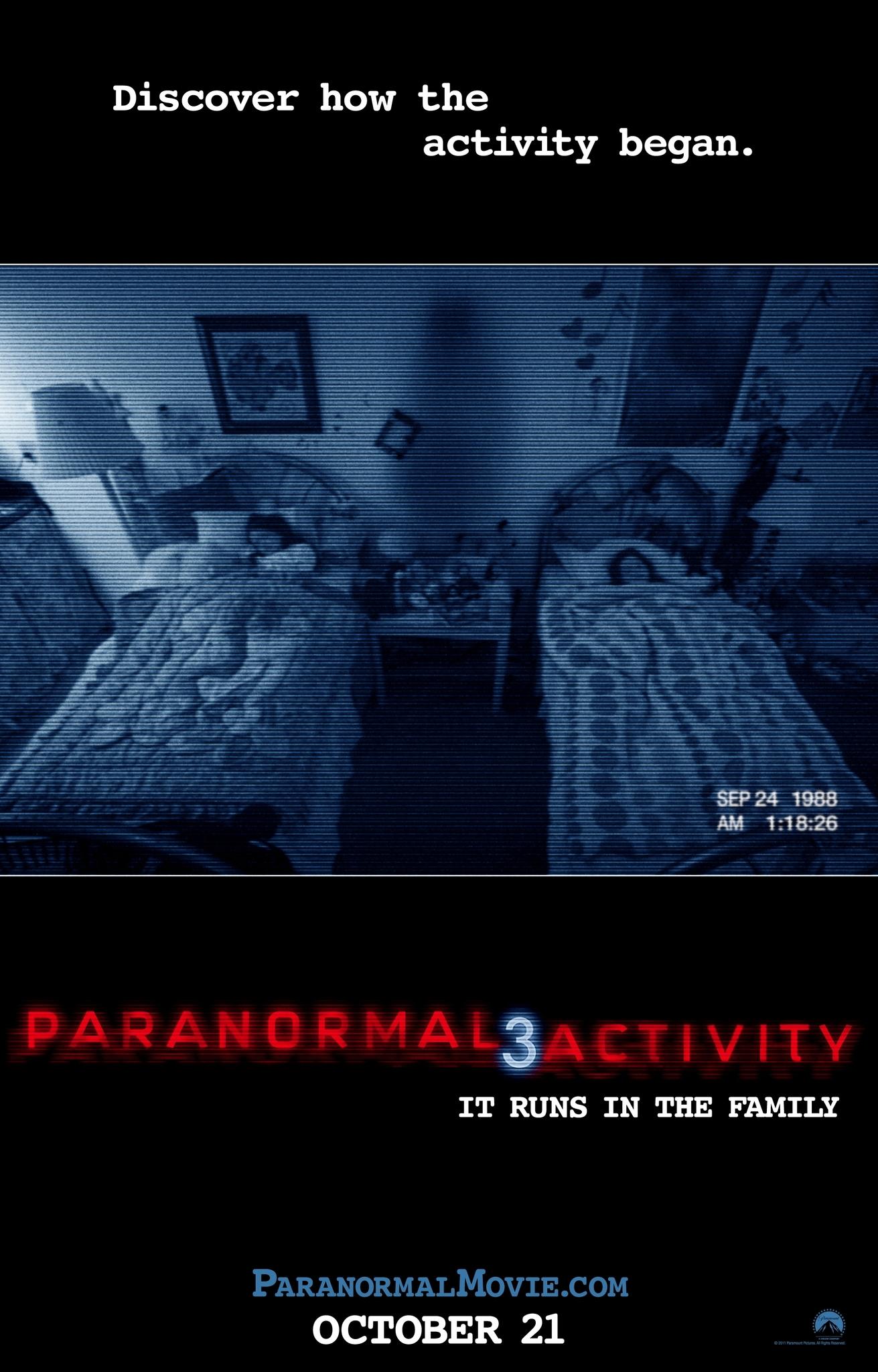 Paranormal Activity Wahre Begebenheit