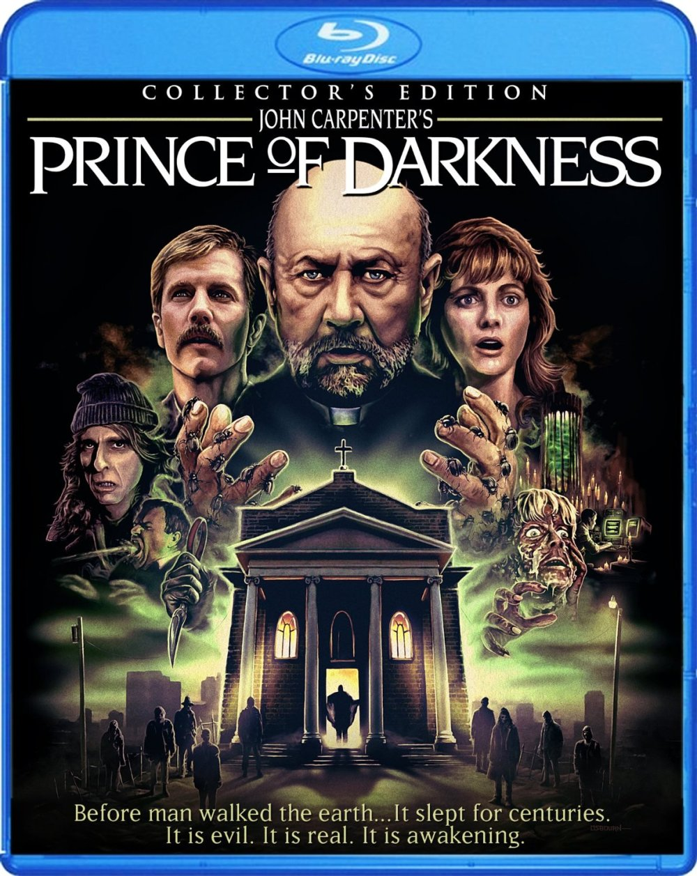 Prince of Darkness blu-ray poster