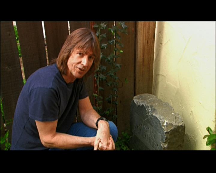 Tom Mcloughlin Jason Voorhees tombstone