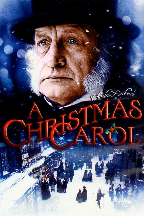 A Christmas Carol 1984 poster