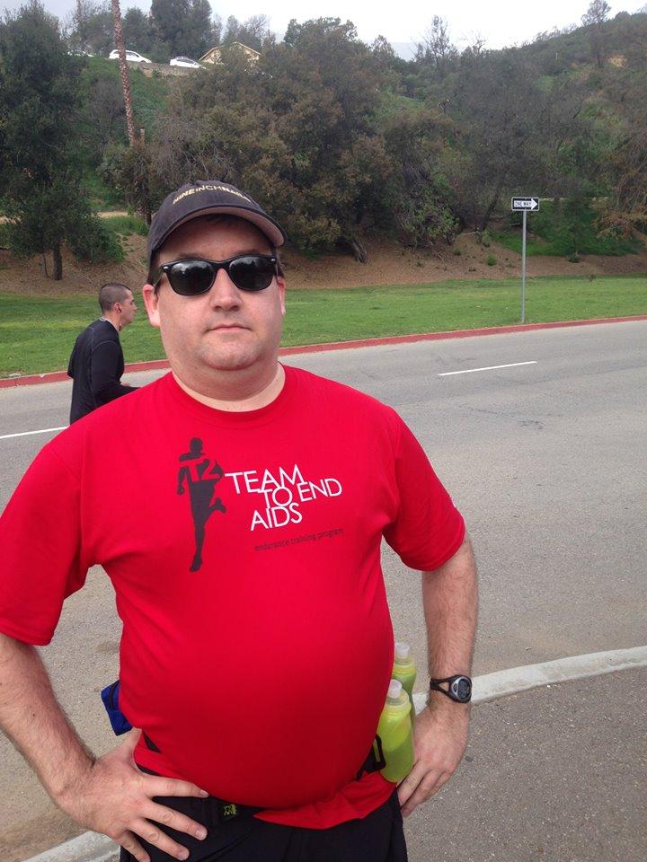 Ben Kenber The Triumphant Runner