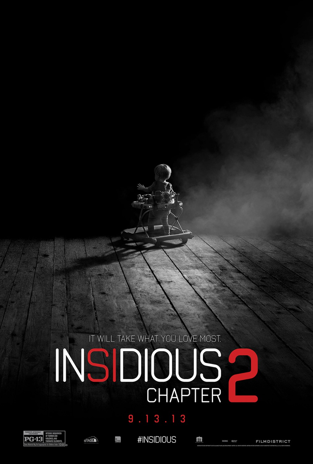 Insidious Chapter 2 poster 2