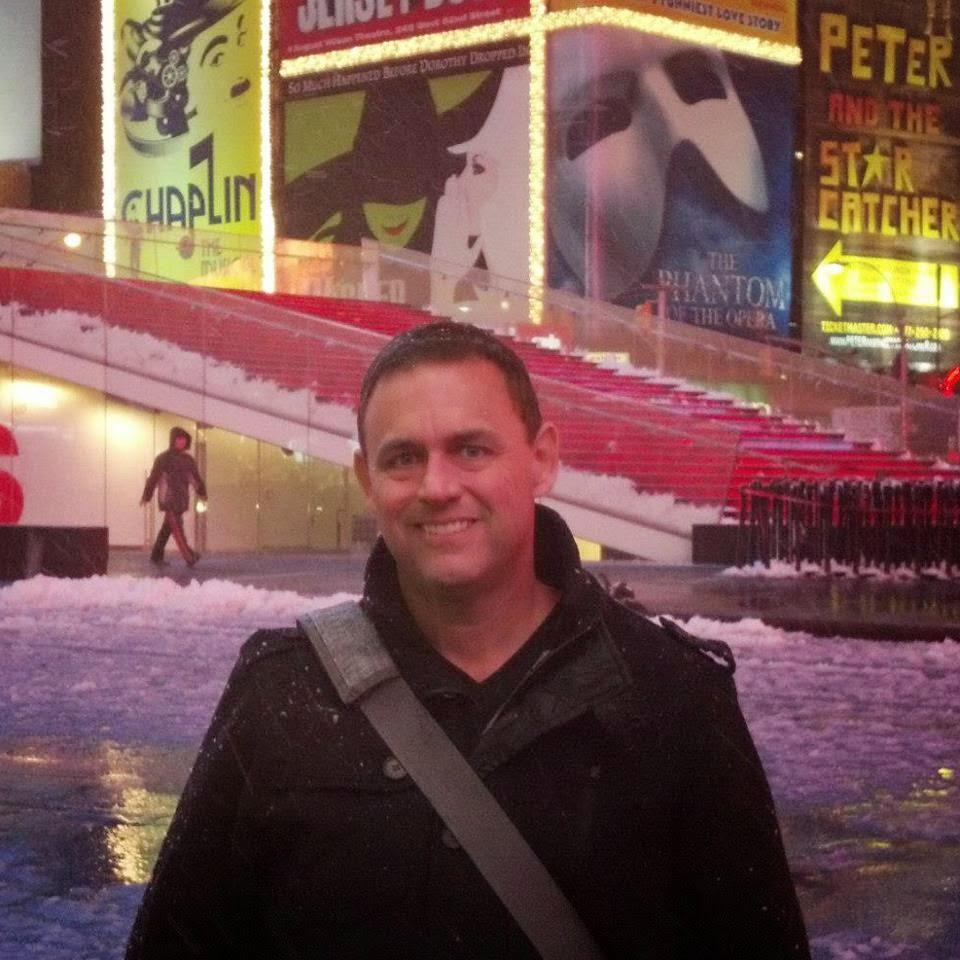 Scott Boliver in New York