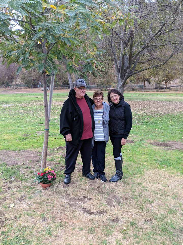 Scott Boliver tree and family