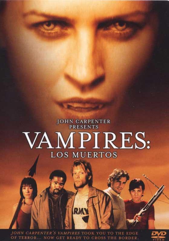 Vampires Los Muertos movie poster