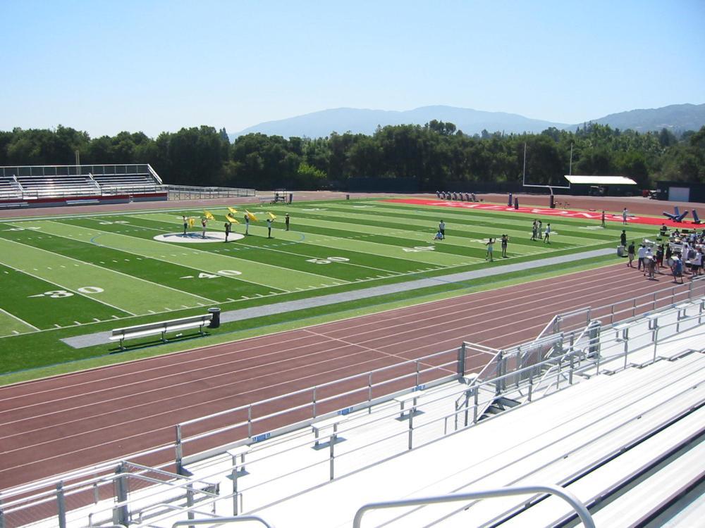 Burbank High School Track