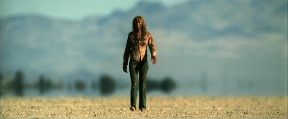 Kill Bill Uma Thurman walking