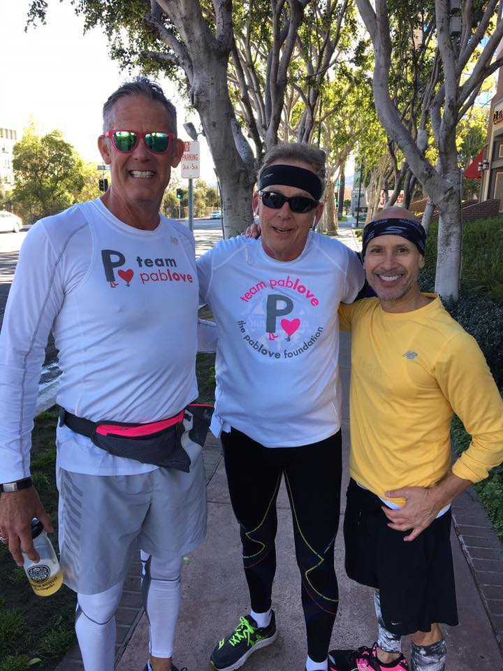 Pablove Runners 2018 on Feb 24