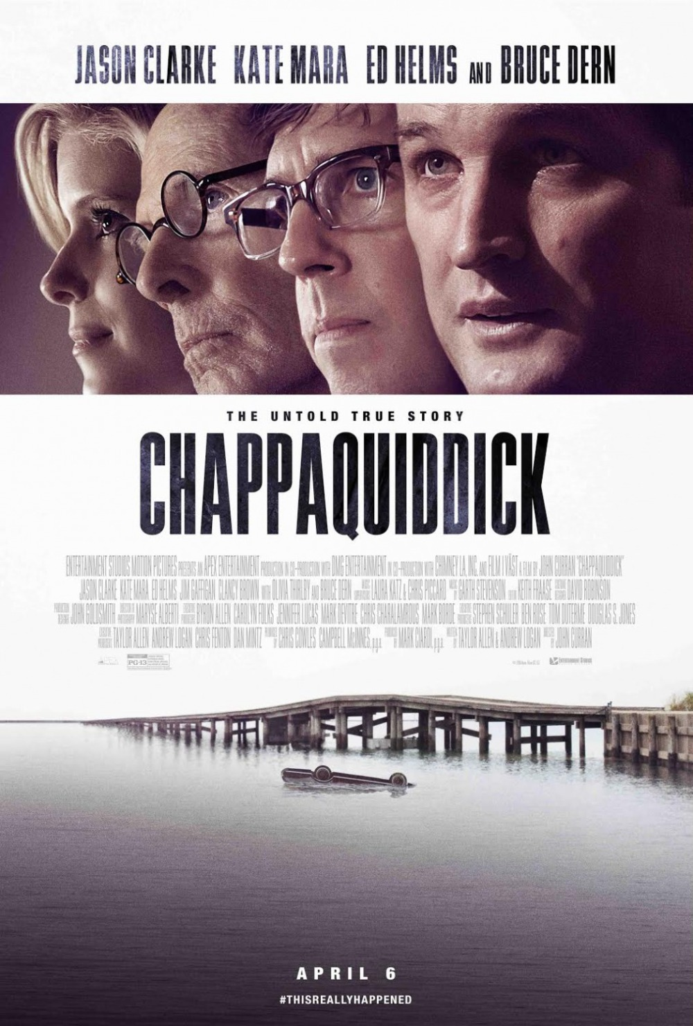 Chappaquiddick movie poster