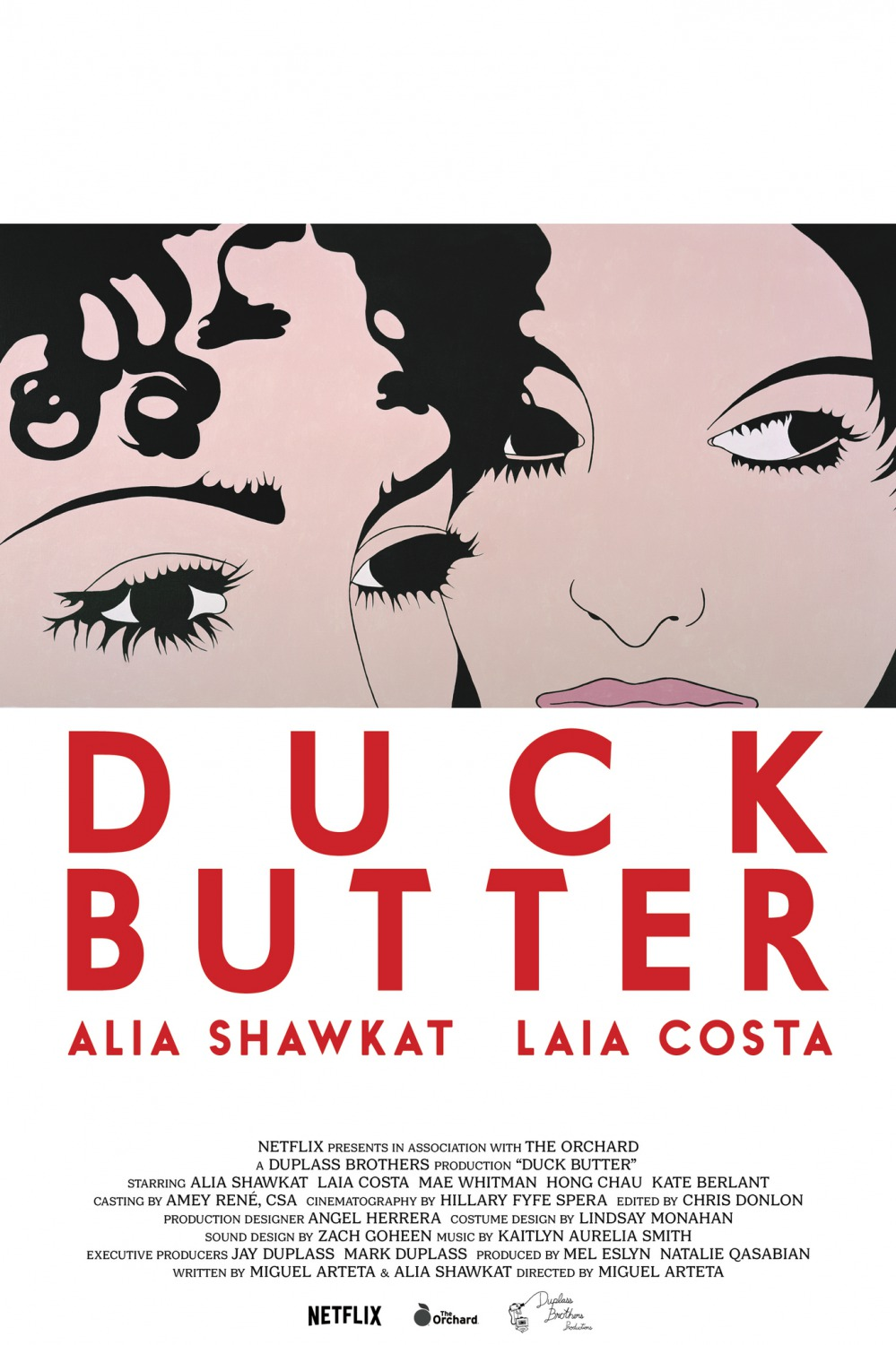 Duck Butter movie poster