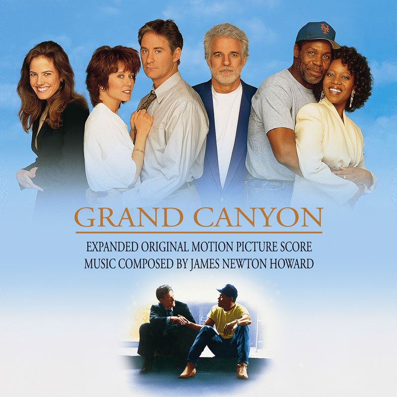 Grand Canyon soundtrack cover