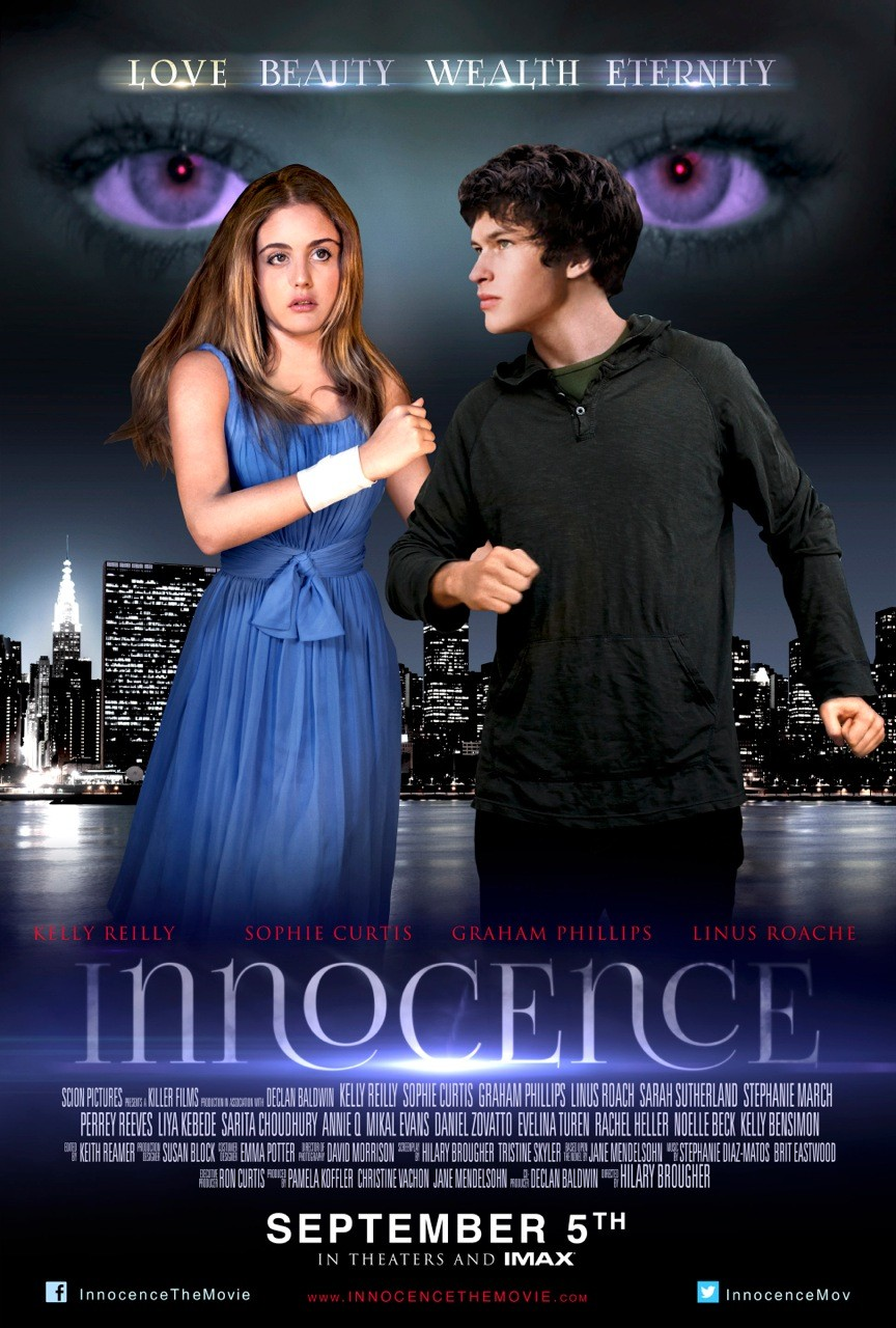 Exclusive Interview with Sophie Curtis about 'Innocence'