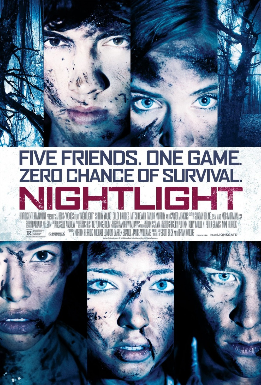 Nightlight movie poster