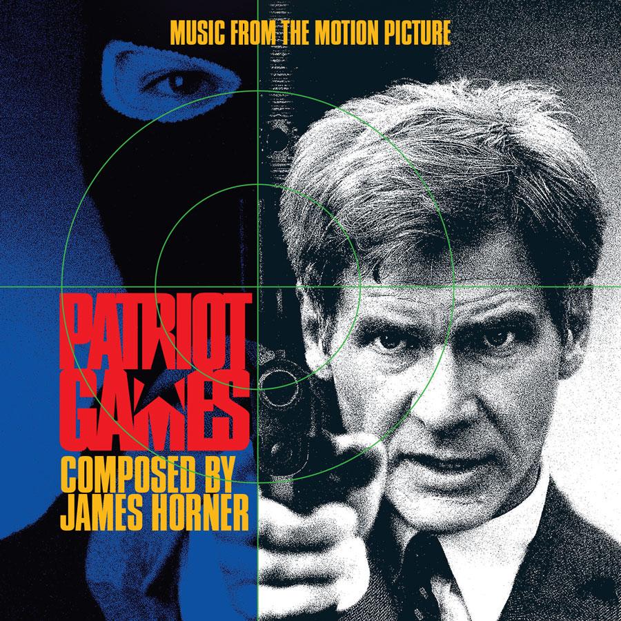 Patriot Games soundtrack